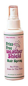 GoldMedalHair.com - FRIZZ FREE WEATHER SHIELD 4 ounce spray